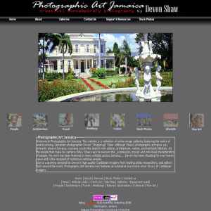 Photographic Art Jamaica