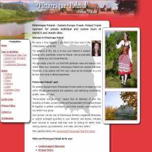 Customized tours of Poland