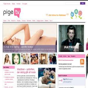 Serier til piger, kvinder, tøser | pigetv.dk