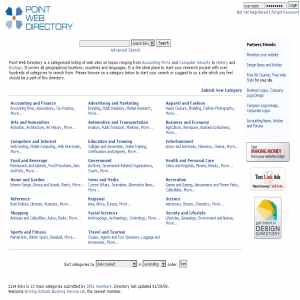 Point Web Directory