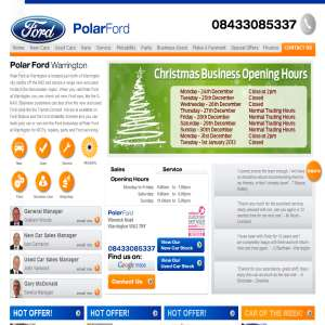 Used Ford Fusion warrington