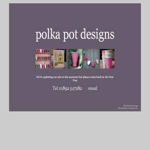 Hand made gifts from Polka Pot Designs