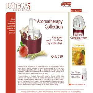 Natural Skin Care - Pomega 5