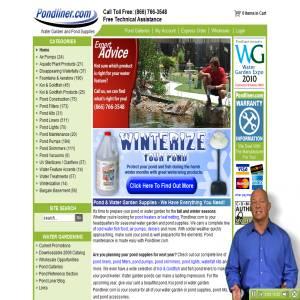 Pond Vacuums | PondLiner.com