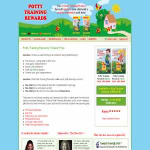 PottyTrainingRewards: Potty Training Tips