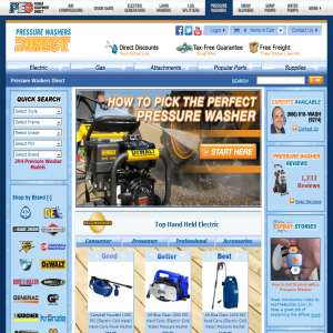 Pressure Washers Direct