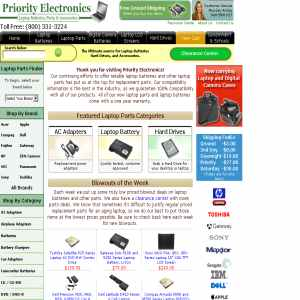 Priority Electronics