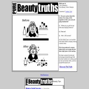 Pure Beauty Truths