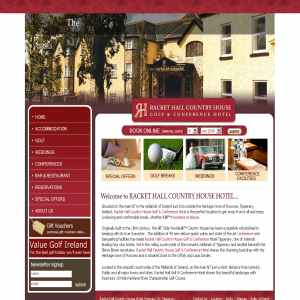 Rackethall Country House Hotel Roscrea