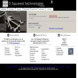 Ti Squared Technologies, Inc.