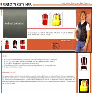 Reflective Vests India