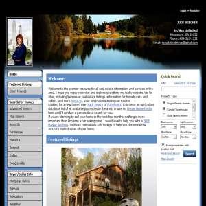 Georgia Real Estate Website