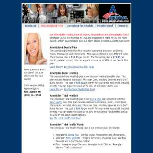 Rob Cuppett - AmeriPlan Discount Dental