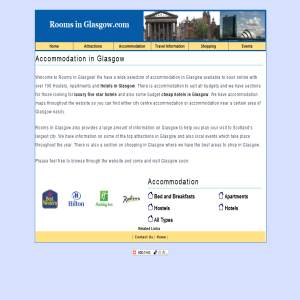 Cheap Hotels in Glasgow