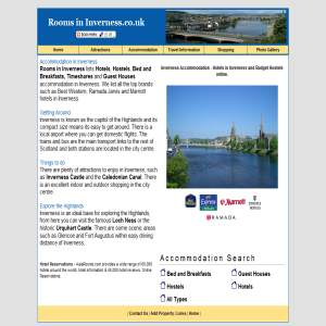 Hotels in Inverness