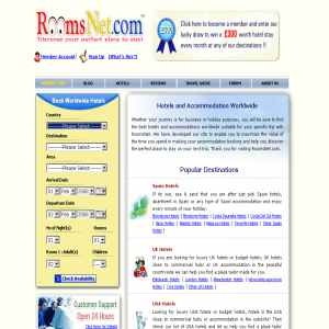 RoomsNet