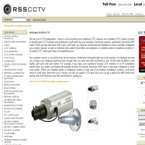 CCTV Security Camera Video Surveillance Systems