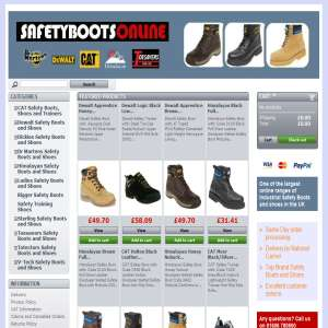 Safety-Boots-Online: Himalayan Safety Boots and Shoes