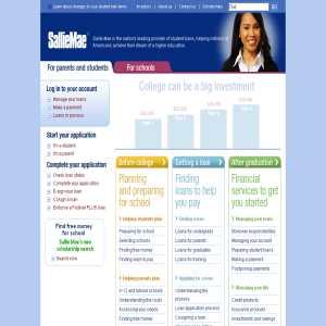 Education Loan - Sallie Mae