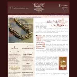 SaoriC Fine Jewelry & Wedding Jewelry
