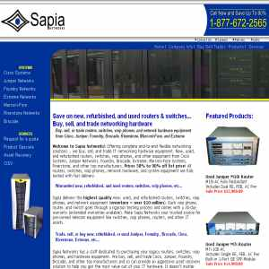Sapia Networks