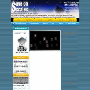 SaveonScales- Digital Scales