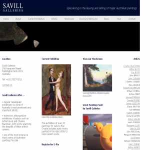 Important Australian Galleries | works for sale