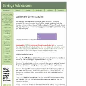Savingsadvice.com