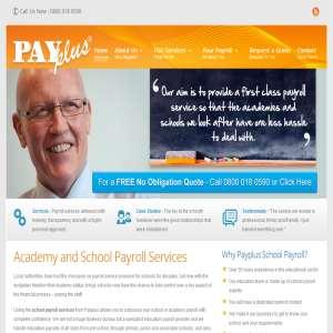 School and Academy Payroll