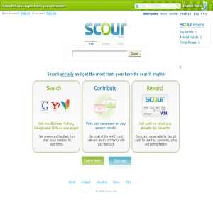 Scour - Social Search
