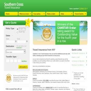 SCTI Travel Insurance