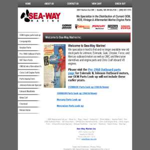Sea-Way Marine, Inc.