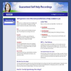 Self Help Recordings