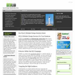 Seolid Ethical SEO Firm