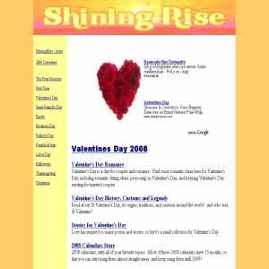 Shiningrise.com