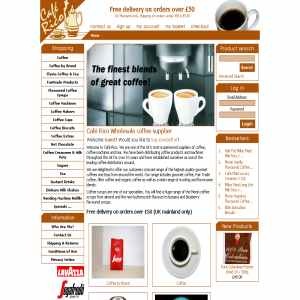 Caferico.co.uk