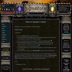 Sigmastorm II -  Free MMORPG