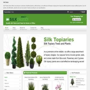 Silk Plants