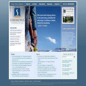 Asbestos Lawyer - The Simmons Firm