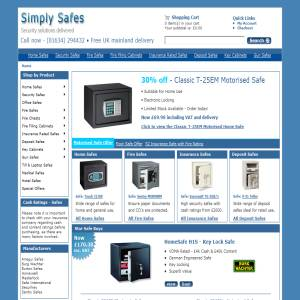 Safes at Simply Safes