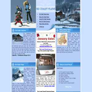 Ski Chalet Flaine