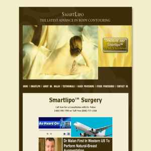 Smart Lipo Laser Liposuction - Smartlipo