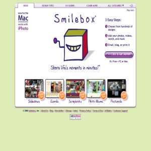 Online Scrapbook