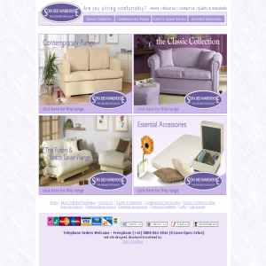 Sofa Bed Warehouse - specialists in Sofa Beds