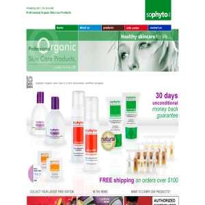 Sophyto Organic Skincare
