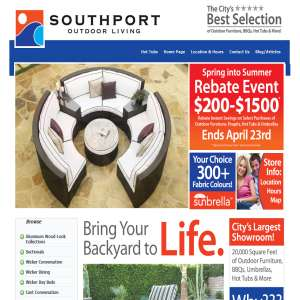 Southport Outdoor Living