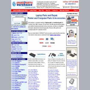 Laptop Parts | Toshiba, Sony, IBM, HP, Compaq
