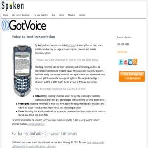 GotVoice Voicemail