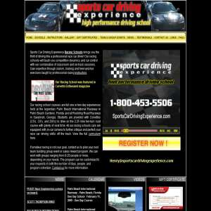 Race Car Driving School