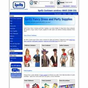 Spritz Fancy Dress & Party Supplies
